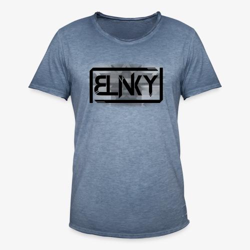 Blinky Compact Logo - Men's Vintage T-Shirt