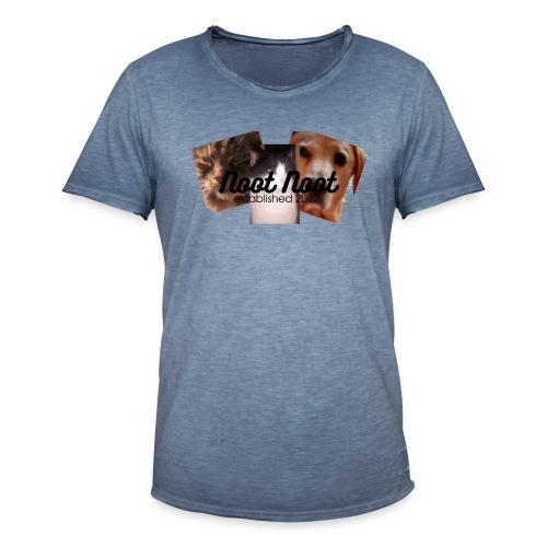Animal Merch - Men's Vintage T-Shirt