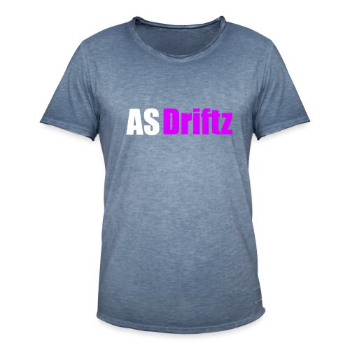 AS Driftz - Men's Vintage T-Shirt