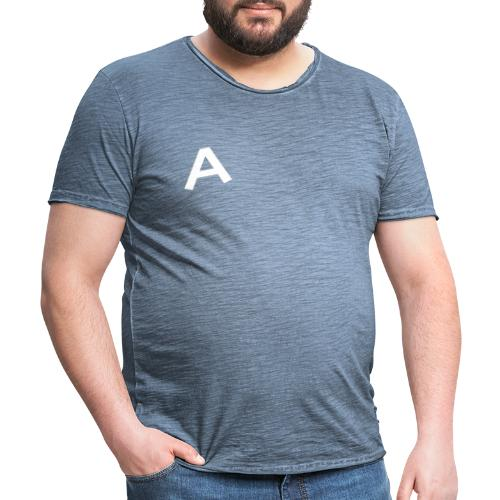 COLLECTION ANDREAGRI - T-shirt vintage Homme