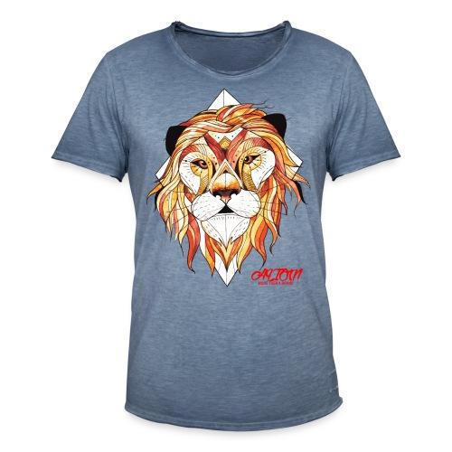 ALION - Mannen Vintage T-shirt