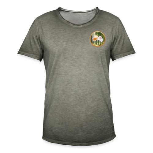 EcoBDG - T-shirt vintage Homme