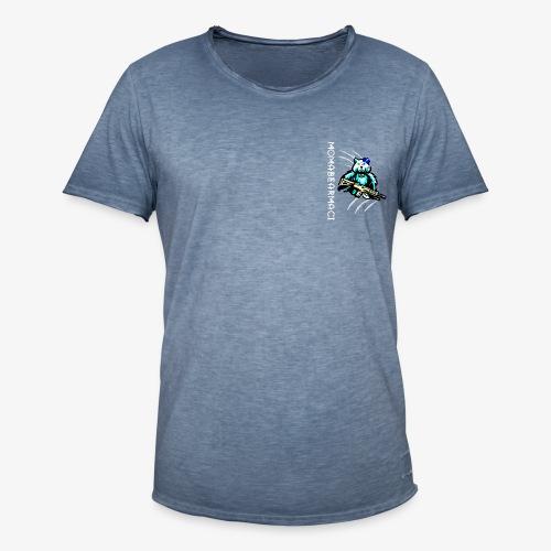 Torn Polar - Men's Vintage T-Shirt