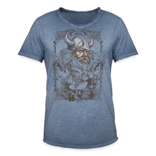 fashion design Maghul - T-shirt vintage Homme