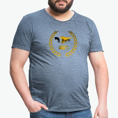 Followme Paris lauréat Festival MMI Béziers - T-shirt vintage Homme