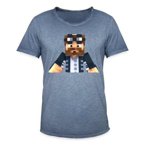 TitanHammer Soprendido - Camiseta vintage hombre