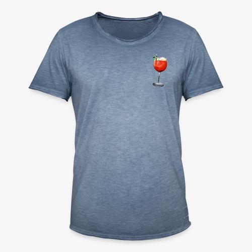 red cocktail - Men's Vintage T-Shirt