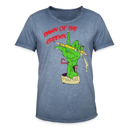 DawnOfTheStudents - Männer Vintage T-Shirt