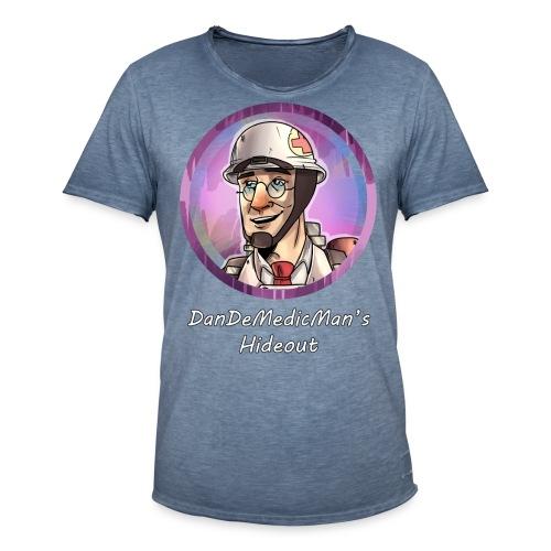 Hideout Merch - Men's Vintage T-Shirt