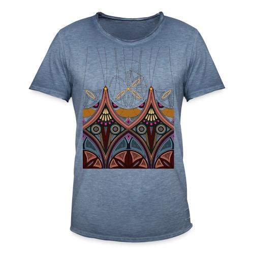 Arabesque - Maglietta vintage da uomo