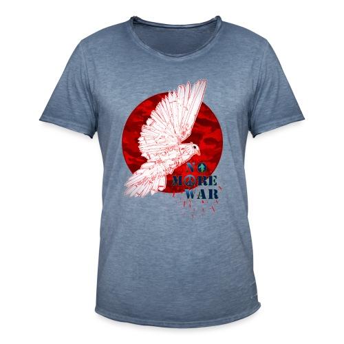 No More War Now - Männer Vintage T-Shirt