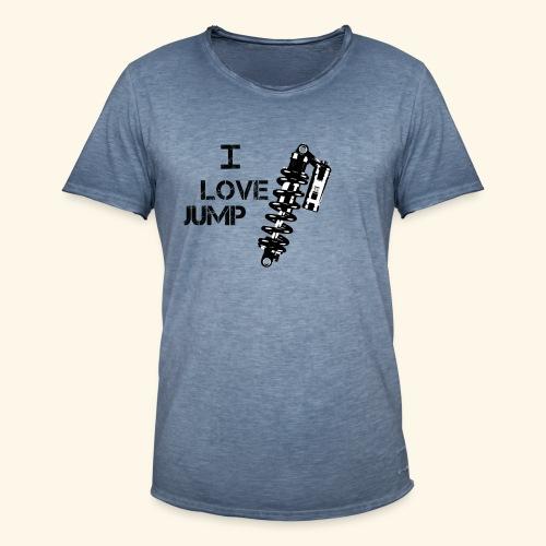 jump - Men's Vintage T-Shirt