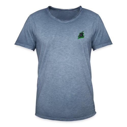 Fleix - Männer Vintage T-Shirt
