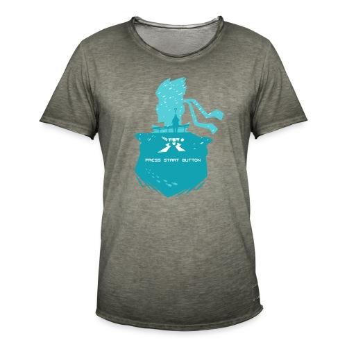 Shadow Moses - Men's Vintage T-Shirt