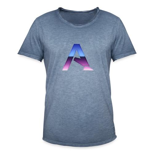 logga 3 - Vintage-T-shirt herr