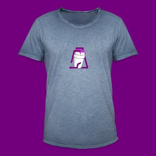 Aleo´s Concept x Lean - Men's Vintage T-Shirt