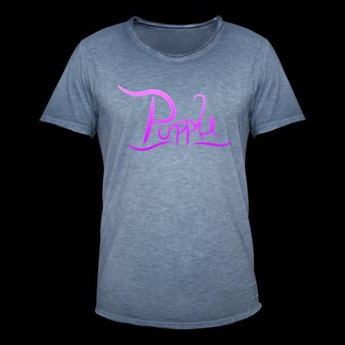 PurpleDesigns - Men's Vintage T-Shirt