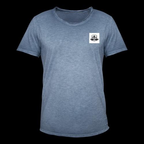 2k6 - Vintage-T-skjorte for menn
