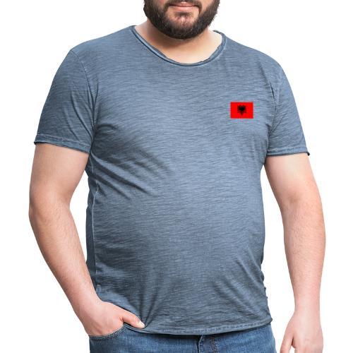 Albanien - Männer Vintage T-Shirt