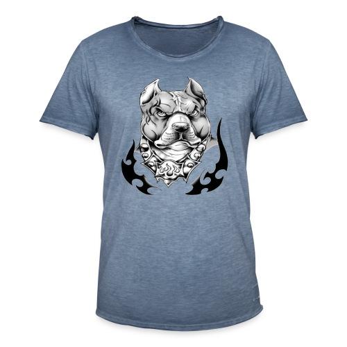 street pitt - T-shirt vintage Homme