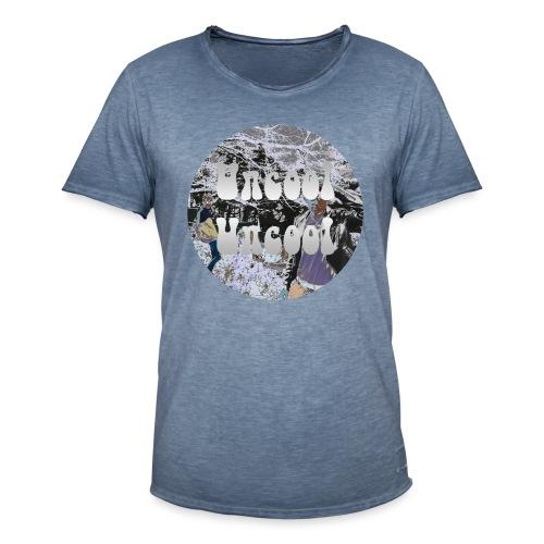LOGO - Men's Vintage T-Shirt