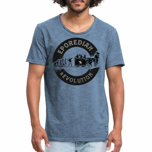 EPOREDIAN rEVOLUTION - Maglietta vintage da uomo