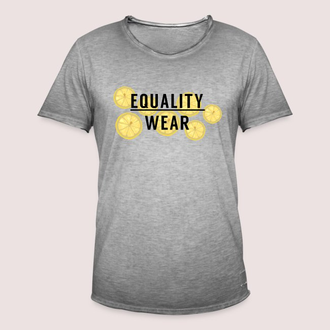 Equality Wear Fresh Lemon Edition