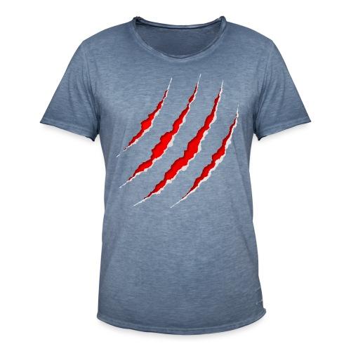 Scars - Herre vintage T-shirt