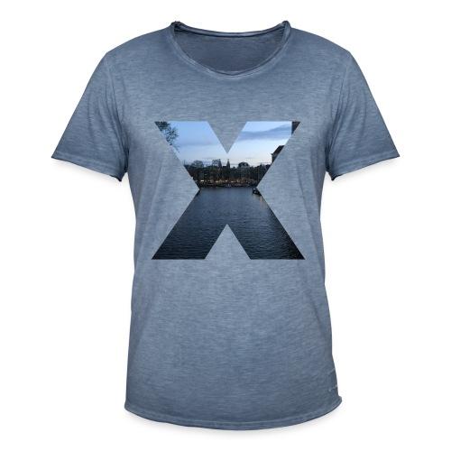 Amstedam Xt - Men's Vintage T-Shirt