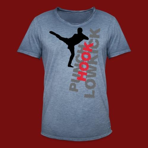 P.H.L. 2 - Männer Vintage T-Shirt