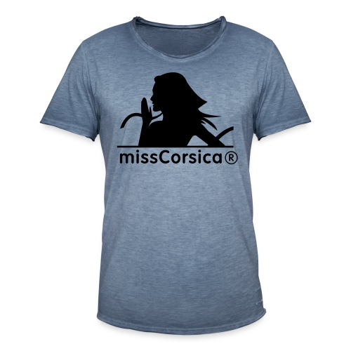missCorsica 2B - T-shirt vintage Homme