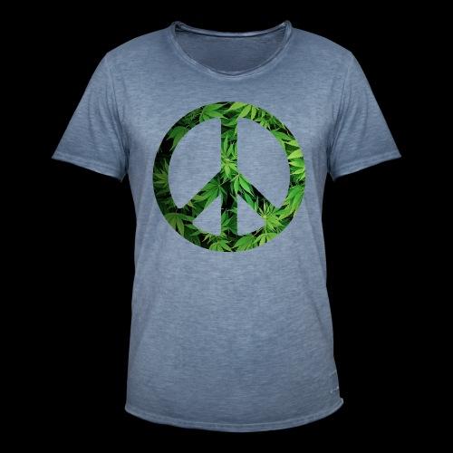 Cannapeace - Men's Vintage T-Shirt