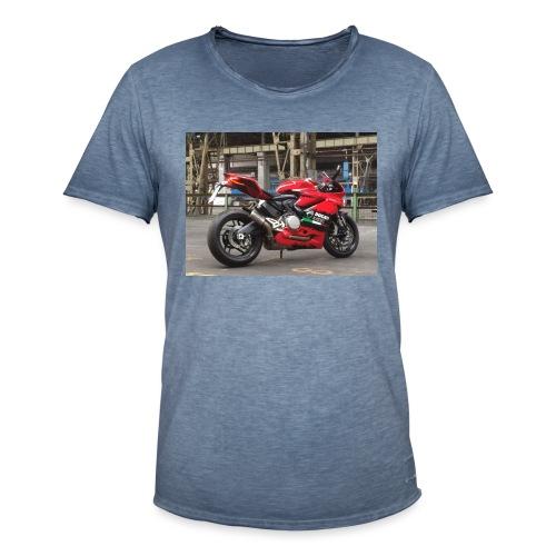 Panigale 959 Race - Männer Vintage T-Shirt