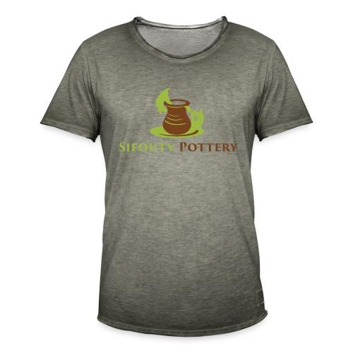 Sifoutv Pottery - Men's Vintage T-Shirt