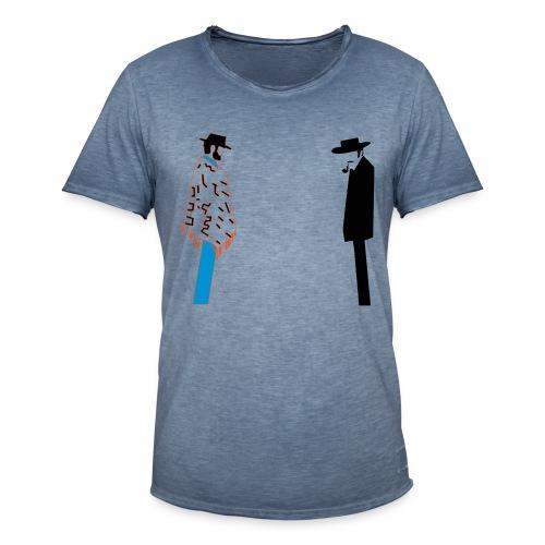 Bad - T-shirt vintage Homme