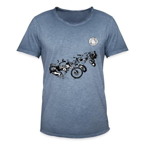 park125 - T-shirt vintage Homme
