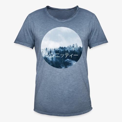 Serenity - Vintage-T-shirt herr