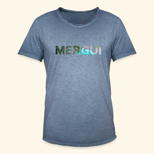 MERGUI - Men's Vintage T-Shirt