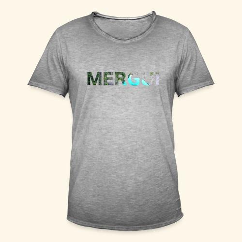 MERGUI - Men's Vintage T-Shirt