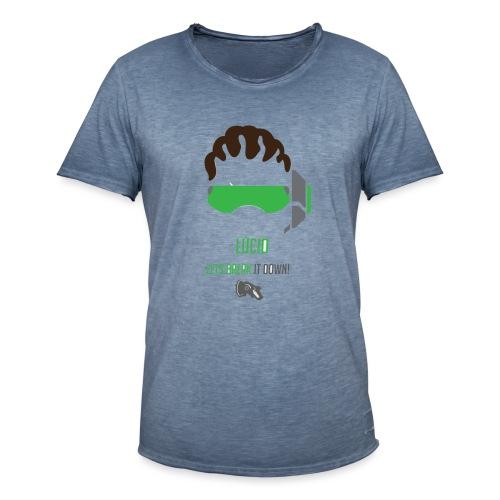 Lucio - Mannen Vintage T-shirt