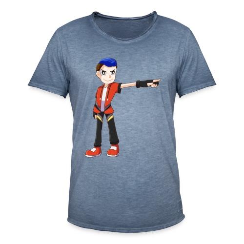 Terrpac - Men's Vintage T-Shirt