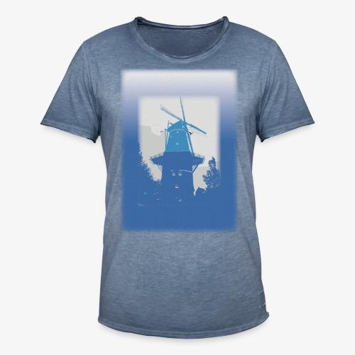 Mills blue - Maglietta vintage da uomo
