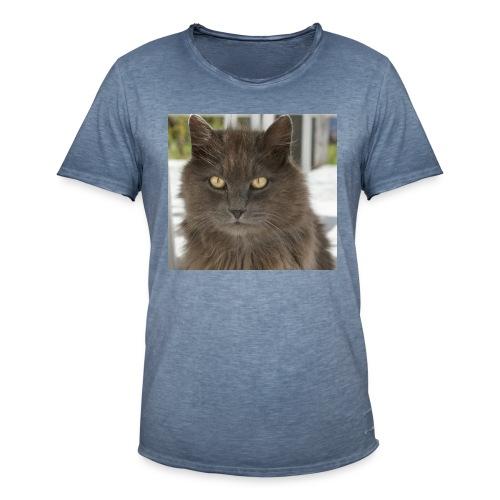 Kater Bärli - Männer Vintage T-Shirt