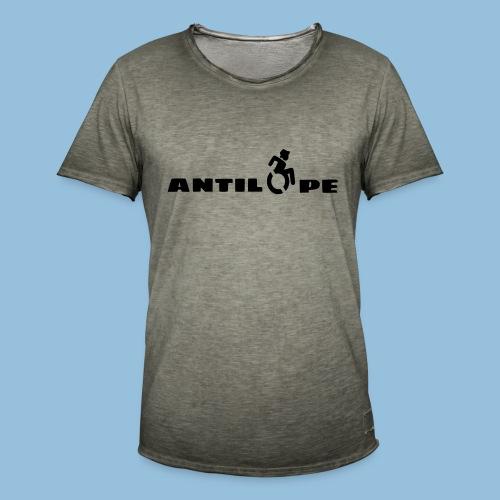 Antilope 003 - Mannen Vintage T-shirt