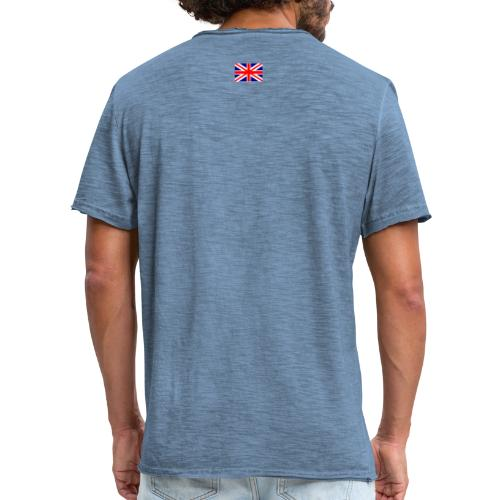 NAVY GB - Men's Vintage T-Shirt