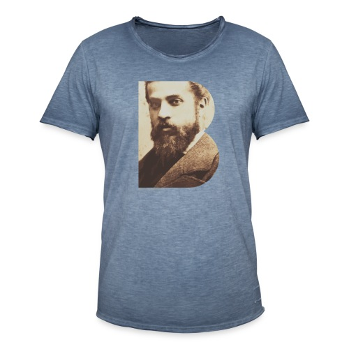BT_GAUDI_ILLUSTRATOR - Men's Vintage T-Shirt