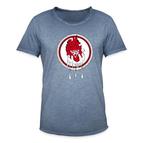 Team Pulse - Same Blood - Men's Vintage T-Shirt