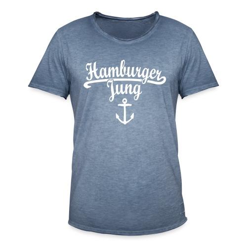 Hamburger Jung Klassik Hamburg - Männer Vintage T-Shirt