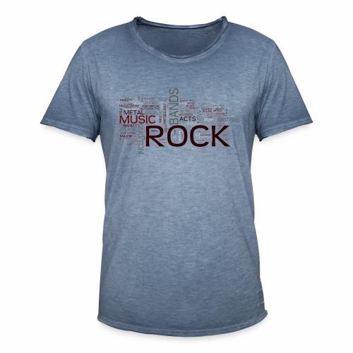 rockwords - Männer Vintage T-Shirt