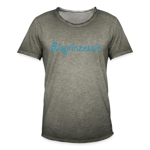 Eisprinzessin, Ski Shirt, T-Shirt für Apres Ski - Männer Vintage T-Shirt